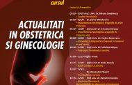 Curs Actualitati în Obstetrica și Ginecologie, Iasi, 14 iulie