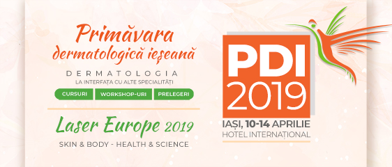 Primavara Dermatologica Ieseana 2019