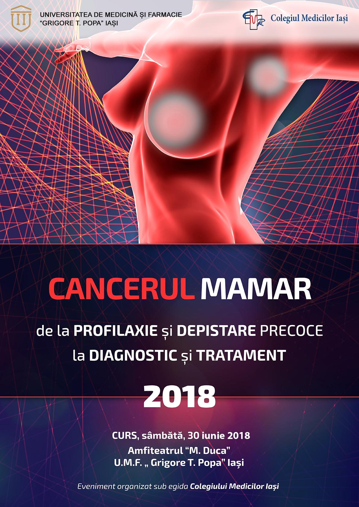 cancerul mamar curs)